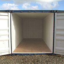 Photo of 20' Container